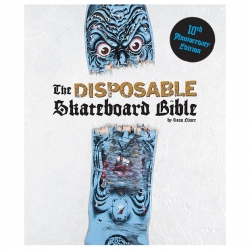 DISPOSABLE BOOK - SKATE BIBLE - Click for more info