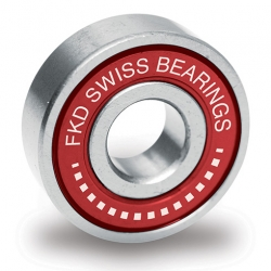 FKD BEARING SWISS RED - Click for more info