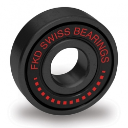 FKD BEARING SWISS BLK - Click for more info