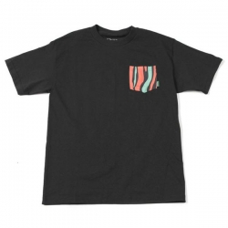MH TEE PKT LOWEND BLK XXL - Click for more info