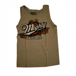 MH TANK GENUINE GRY M - Click for more info