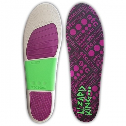 ETC INSOLE LIZARD KING HI PRO - Click for more info