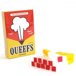 WRKS WAX QUEEFS - Click for more info