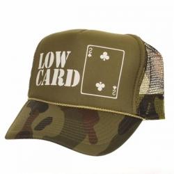 LWCRD CAP TRKR HUNTER - Click for more info