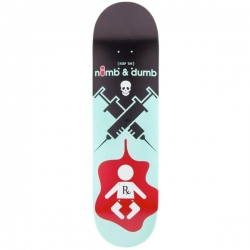 AWS DECK BY ANY MEANS 8.375 - Click for more info