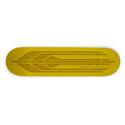 AWS DECK GOLD WHEAT 9.0 - Click for more info