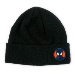 AWS BEANIE DOT BLK - Click for more info