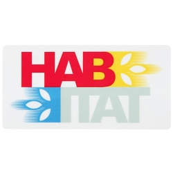 HAB STKR DIRECTIONAL 10PK - Click for more info