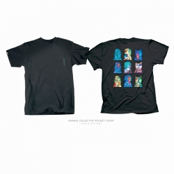 HAB TEE PKT ANIMAL COLLECTVE S - Click for more info
