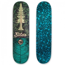 HAB DECK FORESTRY SILAS 8 - Click for more info