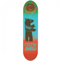 HAB DECK TOOTH&CLAW JANSKI 8.0 - Click for more info