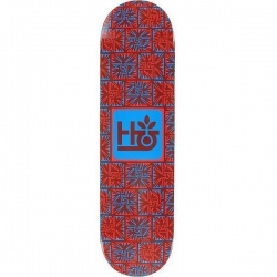 HAB DECK PP AZTEC POD RED 8.25 - Click for more info
