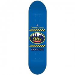 HAB DECK 3 WAY DAVIS 8.125 - Click for more info