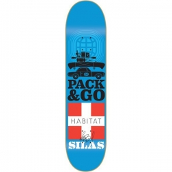 HAB DECK PACK N GO SILAS 8 - Click for more info