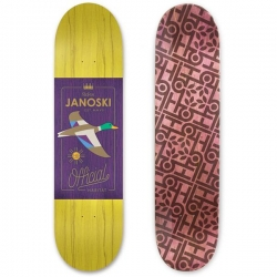 HAB DECK OFFICIAL X JANSKI 8.3 - Click for more info