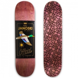HAB DECK OFFICIAL X JANSKI 8.1 - Click for more info