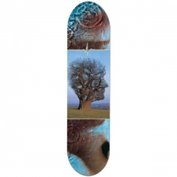 HAB DECK PF TREE FACE 8.375 - Click for more info