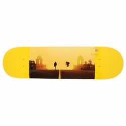 HAB DECK SKATE THE WORLD 8.25 - Click for more info