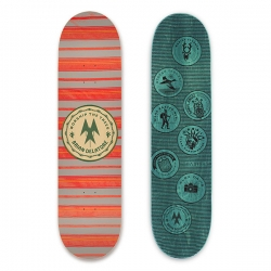 HAB DECK CLSC STRPS DELA 8.25 - Click for more info