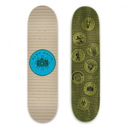 HAB DECK CLSC STRPS DAVIS 8.0 - Click for more info