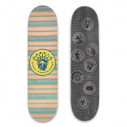 HAB DECK CLSC STRPS SUCIU 8.12 - Click for more info