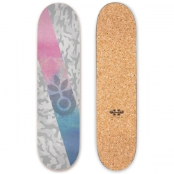HAB DECK ROCK CAMO CORK 8.25 - Click for more info
