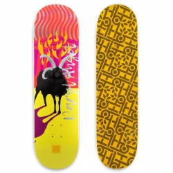 HAB DECK OMEN ANGEL 8.5 - Click for more info