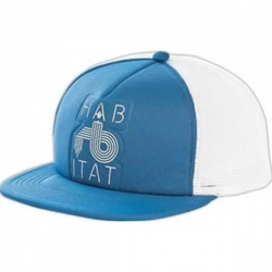 HAB CAP TRKR LOW FI BLU - Click for more info