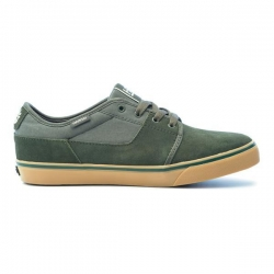 HAB SHOE QUEST ARMY/GUM 11 - Click for more info