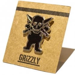 GRZ PIN FOURSTAR X GRZ PIRATE - Click for more info