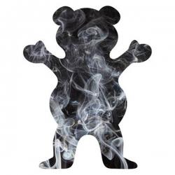 GRZ STKR SMOKE FILL BEAR 10PK - Click for more info