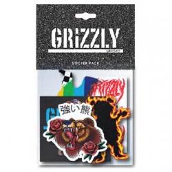 GRZ STICKER PACK SEASNAL SPR20 - Click for more info