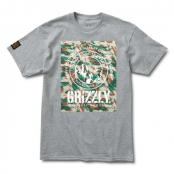 GRZ TEE BRSH CAMO BAN HTH XL - Click for more info