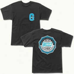 GRZ TEE G TRACK BLK L - Click for more info