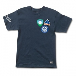 GRZ TEE PARK BADGES NVY XL - Click for more info