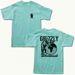 GRZ TEE ALL OVR WRLD CLDN M - Click for more info
