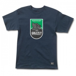 GRZ TEE MOUNTAIN HGH NVY XL - Click for more info