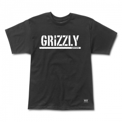 GRZ TEE OG STAMP LOGO BLK L - Click for more info