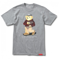 GRZ TEE JOSLIN BEAR HTH L - Click for more info