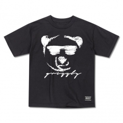 GRZ YT TEE COOLIN BLK YM - Click for more info