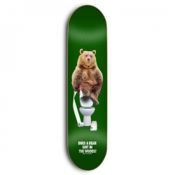 GRZ DECK UPPER DECKER 8.125 - Click for more info