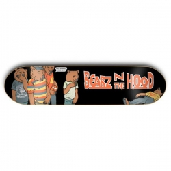 GRZ DECK BEARZ N THE HD 8.0 - Click for more info