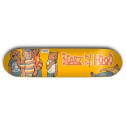 GRZ DECK BEARZ N THE HD 8.125 - Click for more info
