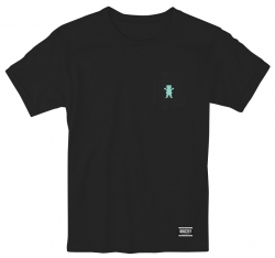 GRZ TEE PKT OG BEAR BLK/TF XL - Click for more info