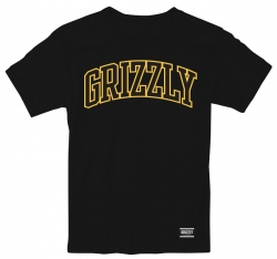 GRZ TEE UNIVERSITY BLK M - Click for more info