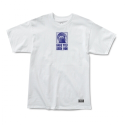 GRZ TEE GRIZZLY CHIN WHT L - Click for more info