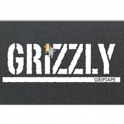GRZ GRIP STAMP BEAR CUT SHEET - Click for more info