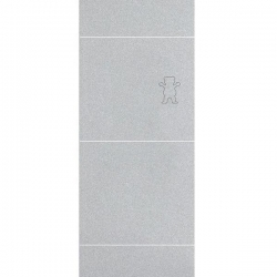 GRZ GRIP CLEAR SQUARES SGL - Click for more info
