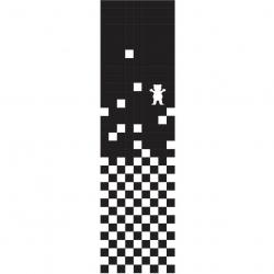 GRZ GRIP CHECKERBOARD SHT - Click for more info