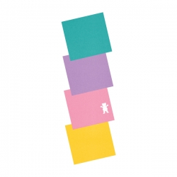 GRZ GRIP PASTEL GRIP SQUARES - Click for more info